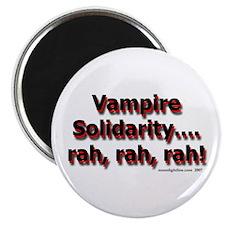 Vampire Solidarity (light) Magnet
