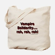 Vampire Solidarity (light) Tote Bag