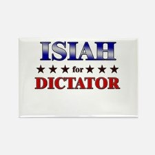 ISIAH for dictator Rectangle Magnet