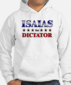 ISAIAS for dictator Hoodie