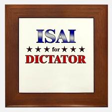 ISAI for dictator Framed Tile