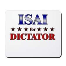 ISAI for dictator Mousepad