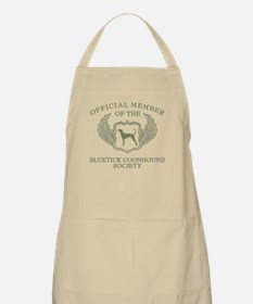 Bluetick Coonhound BBQ Apron