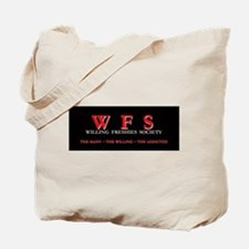 Willing Freshies Mission Stat Tote Bag