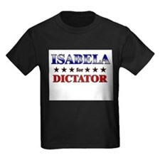 ISABELA for dictator T