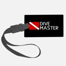 Diving: Diving Flag & Dive Maste Luggage Tag