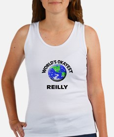 World's Okayest Reilly Tank Top