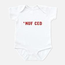 NUF CED Infant Bodysuit