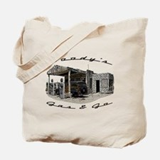 Woody's Gas & Go Tote Bag