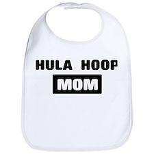 HULA HOOP mom Bib