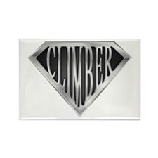 SuperClimber(metal) Rectangle Magnet