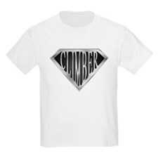 SuperClimber(metal) T-Shirt