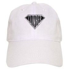 SuperClimber(metal) Baseball Cap