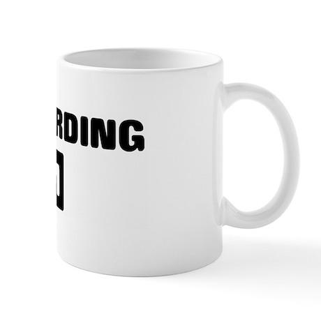 WAKEBOARDING mom Mug