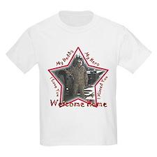Welcome Home Daddy - Kids T-Shirt - McLaren
