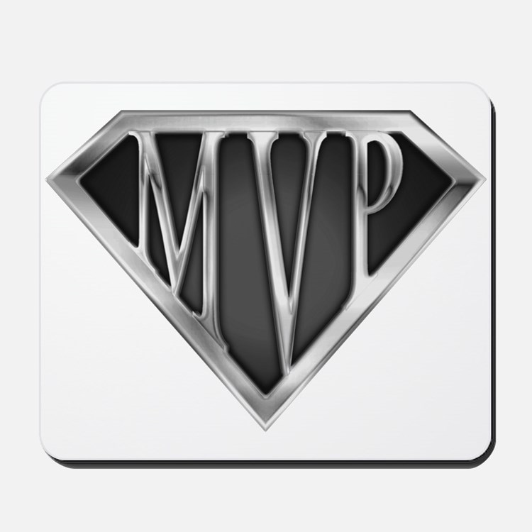 SuperMVP(metal) Mousepad
