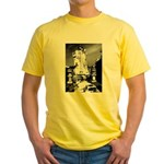 New Orleans cemetery art: mo Yellow T-Shirt