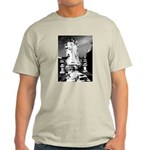 New Orleans cemetery art: mo Ash Grey T-Shirt