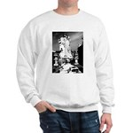 New Orleans cemetery art: mo Sweatshirt