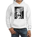 New Orleans cemetery art: mo Hooded Sweatshirt