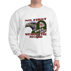 Conservative Second Amendment Sweatshirt