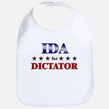 IDA for dictator Bib