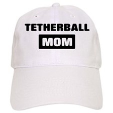 TETHERBALL mom Baseball Cap
