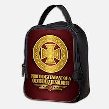 Proud Descendant Neoprene Lunch Bag