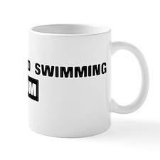 SYNCHRONIZED SWIMMING mom Mug