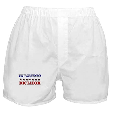HUMBERTO for dictator Boxer Shorts
