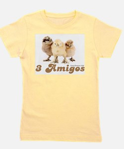"""3 Amigos"" chicks T-Shirt"