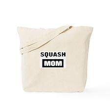 SQUASH mom Tote Bag