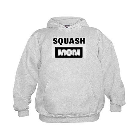 SQUASH mom Kids Hoodie