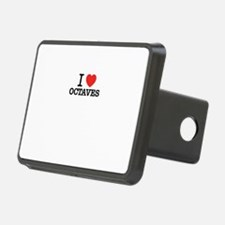 I Love OCTAVES Hitch Cover