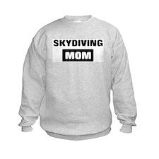 SKYDIVING mom Sweatshirt