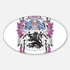 Levitt Coat of Arms - Family Crest Decal