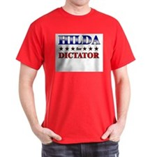 HILDA for dictator T-Shirt