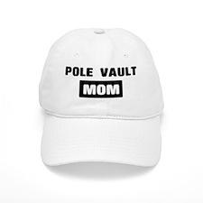 POLE VAULT mom Baseball Cap
