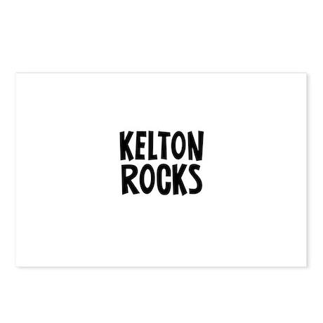 Kelton Rocks Postcards (Package of 8)