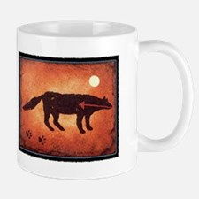 Wolf Moon Mug