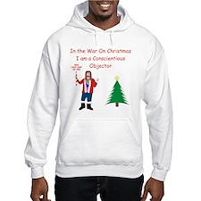 Peace Santa Hoodie