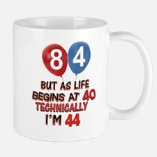 84 years.. but technically younger Mug