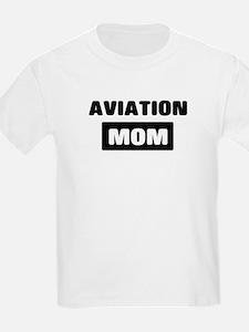 AVIATION mom T-Shirt