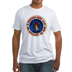 USS CANISTEO Fitted T-Shirt