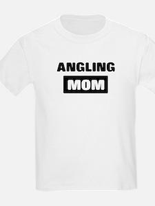 ANGLING mom T-Shirt