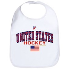 US(USA) United States Hockey Bib