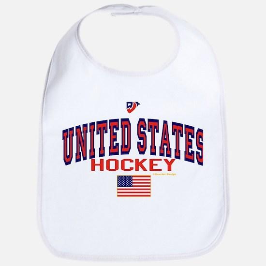 US(USA) United States Hockey Bib