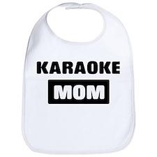 KARAOKE mom Bib