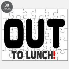 OUT TO LUNCH! Puzzle