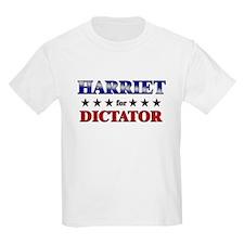 HARRIET for dictator T-Shirt